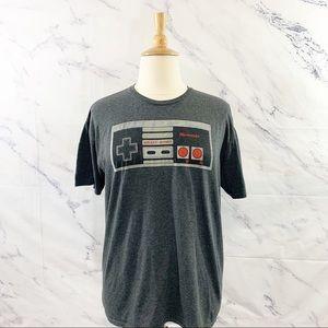 Nintendo OG Game Controller Graphic Tee XL